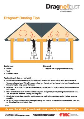 Dragnet roof void